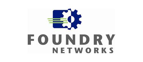 Foundry Networks Logo