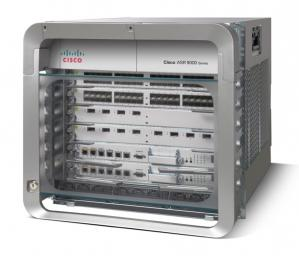 Cisco ASR 9006 Terabit Systems