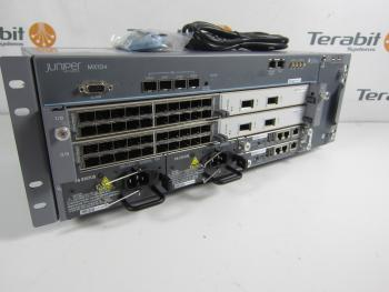 Juniper MX Series 3D Universal Edge Routers RE-S-MX104-S