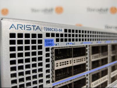 Arista_DCS-7260CX3-64_Terabit_Systems