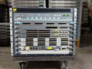 Juniper MX480 BP3 Loaded Terabit Systems