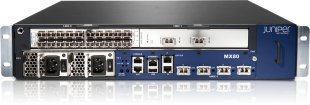 Juniper MX80 Stock ImageTerabit Systems