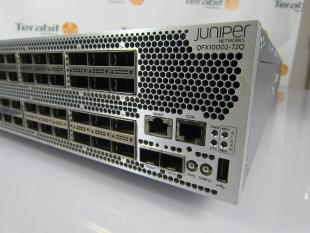 Juniper QFX10002-72Q Terabit Systems
